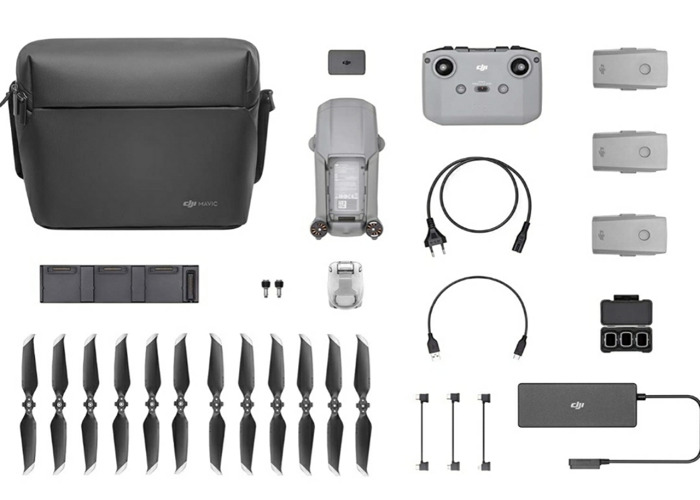 Dji Mavic Air 2 Drone, with fly more combo, extra batts etc. - 2