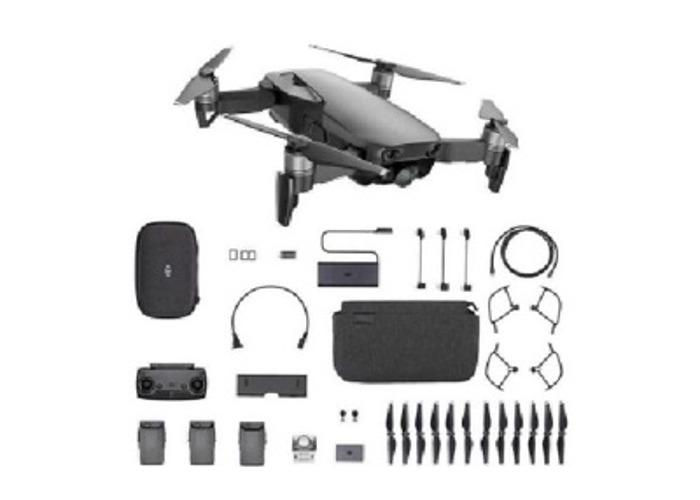 DJI Mavic Air 4K Flymore combo, 32gb SD card and ND filters - 2