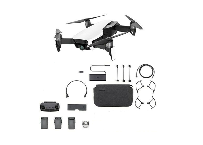 DJI Mavic Air 4K Drone FlyMore Combo 3x batteries - 2