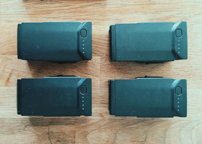 DJI Mavic Air Batteries - 1