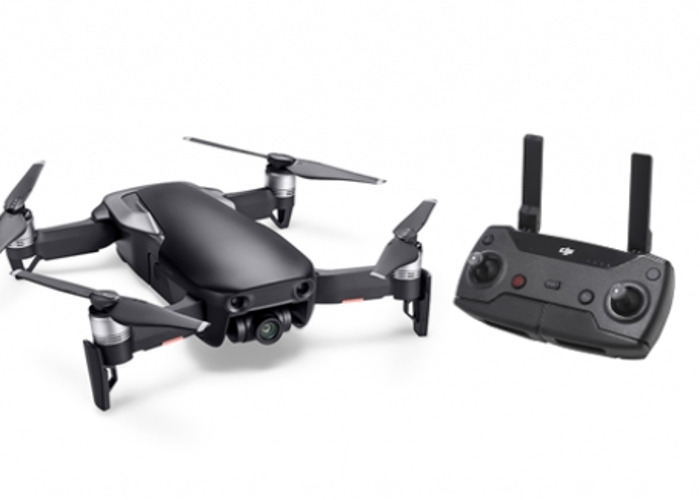 DJI Mavic Air with 3 batteries, SD card, ND filters - 1