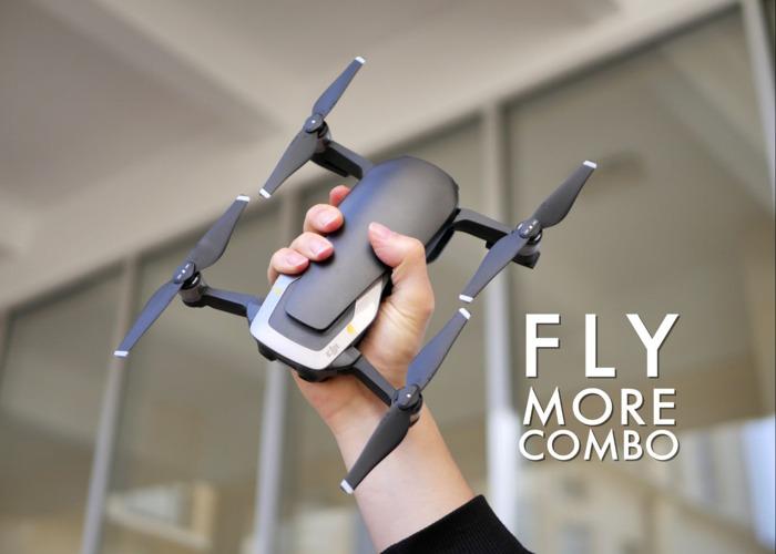 b29db654412 Rent DJI MAVIC DRONE ✈ (Fly More Combo) in London | Fat Llama