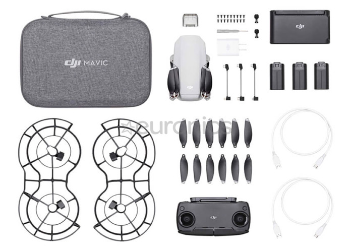 DJI Mavic Mini Fly More Combo (256 GB) - 1