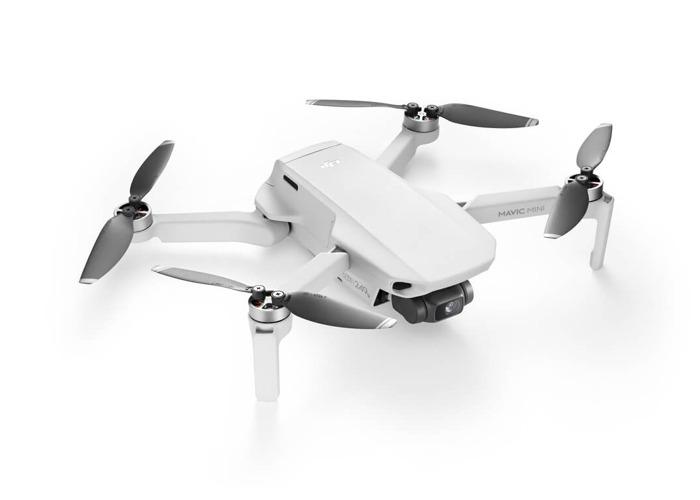 DJI Mavic Mini Fly More Combo Drone - 2