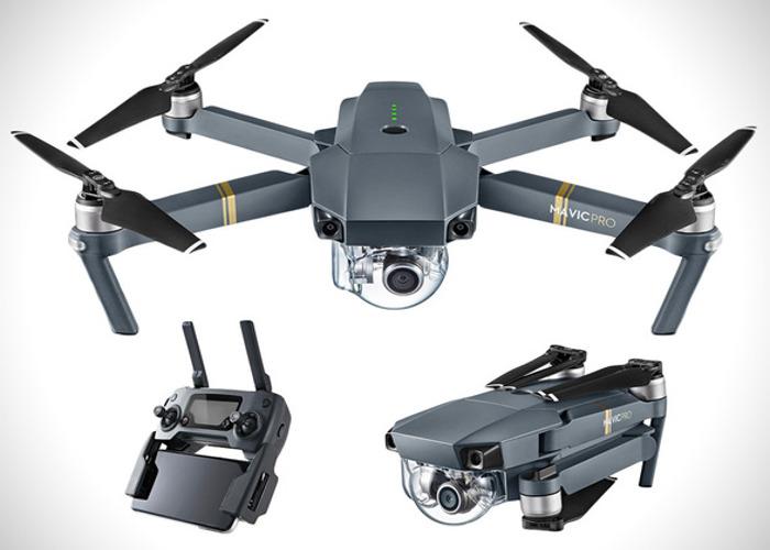 DJI Mavic Pro - 4K Drone - Spare Battery + ND Filters - 1