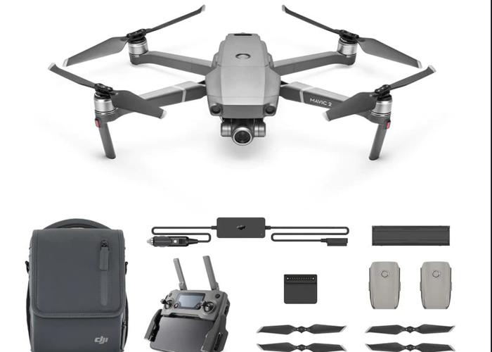DJI Mavic Pro 2 Drone & Fly More Combo - 1