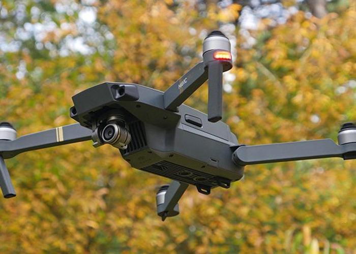 DJI Mavic Pro Drone + Extra Battery - 1