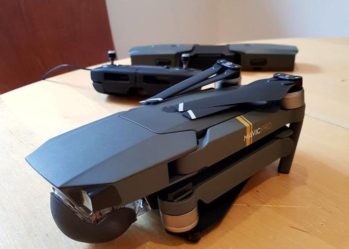 DJI Mavic Pro Drone Combo - 1