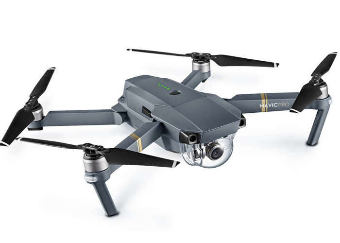 DJI Mavic Pro Drone Hire and Pilot - 1