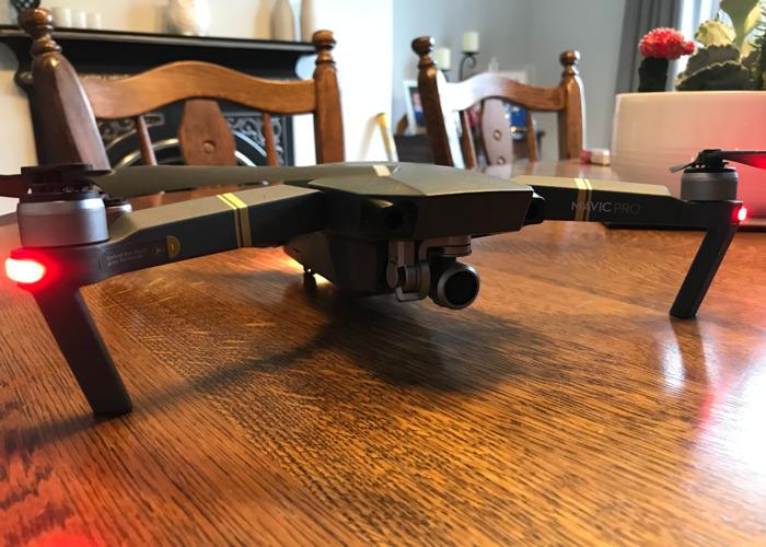DJI Mavic Pro fly more bundle - 2