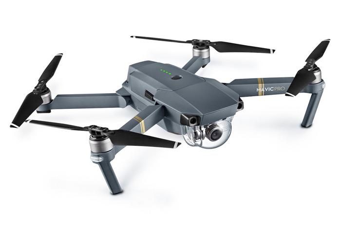 DJI Mavic Pro Fly More Combo 4k Drone BUNDLE - 1