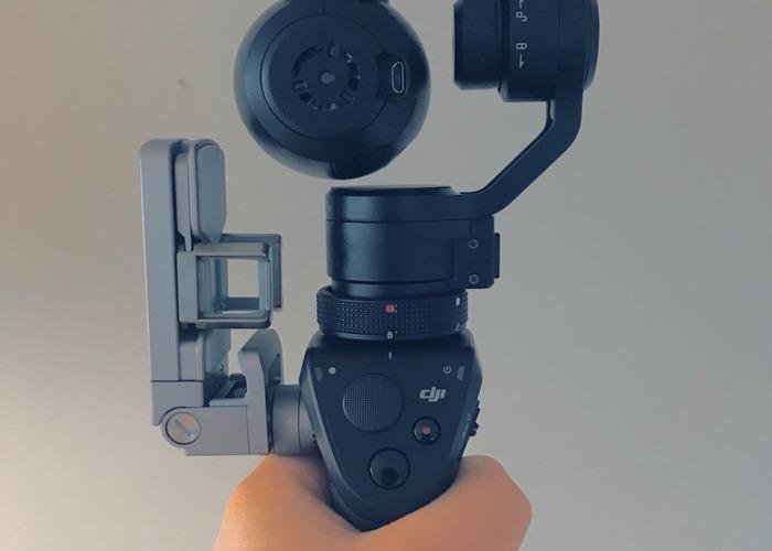 DJI Osmo-  X3 Gimbal Camera - 1