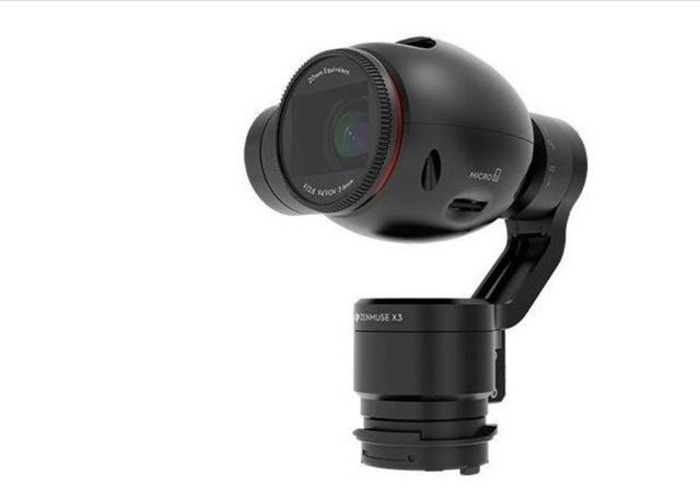 DJI Osmo + 4k camera  - 2