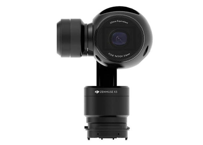 DJI Osmo + 4k camera  - 1