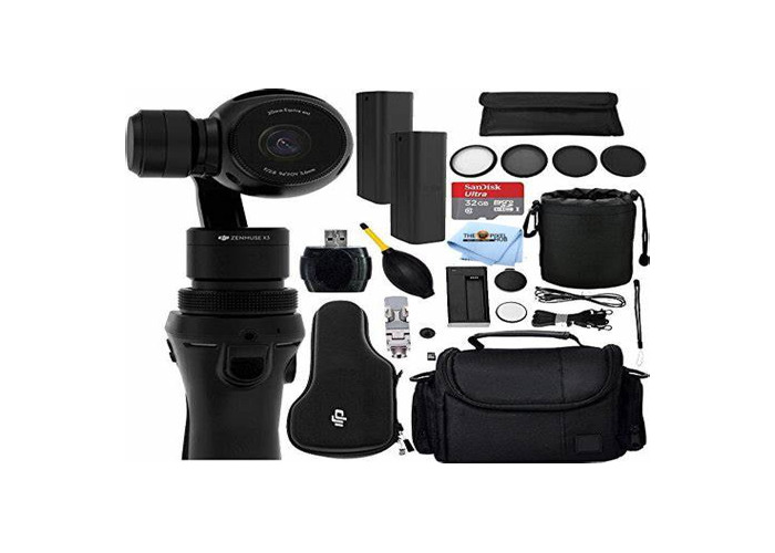 DJI Osmo 4k full kit with 3 ? deal for 2+days - 1