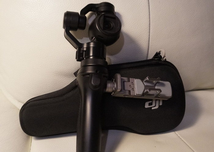 DJI Osmo 4K Handheld Camera and Gimbal - 1