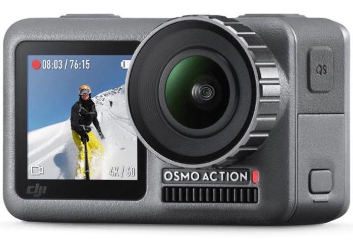 DJI Osmo Action 4K  - 2