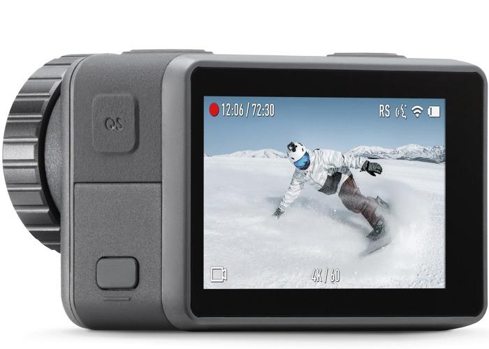 DJI OSMO Action Camera 4K - 2