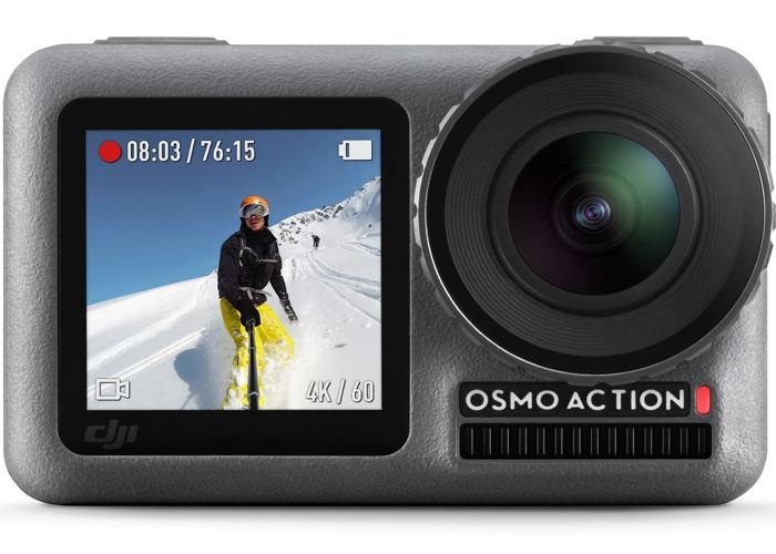DJI OSMO Action Camera 4K - 1