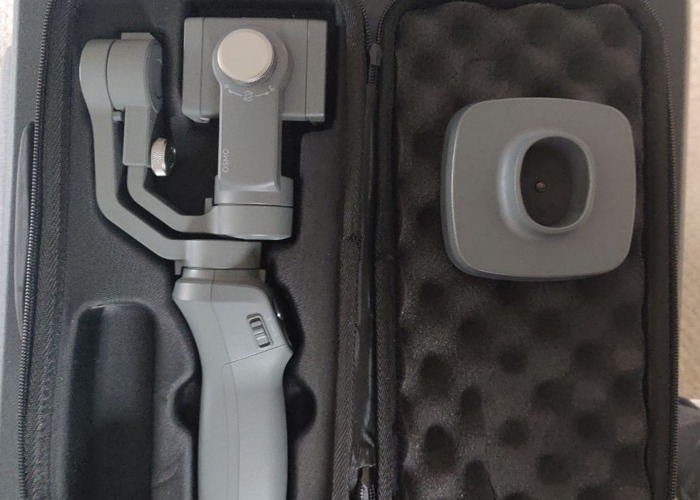 DJI osmo mobile 2 + base and case - 1