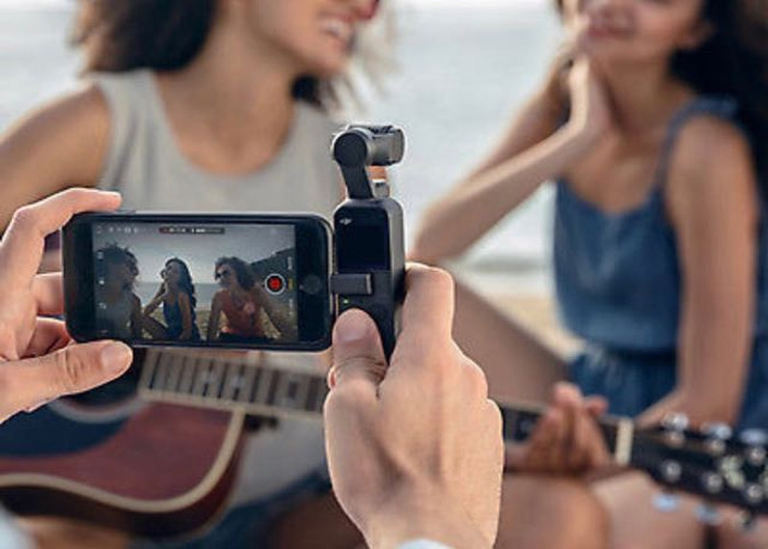 DJI Osmo Pocket 4K - 1