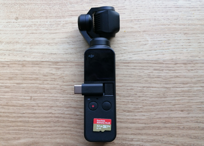 dji osmo pocket with all accessories in pic - 2