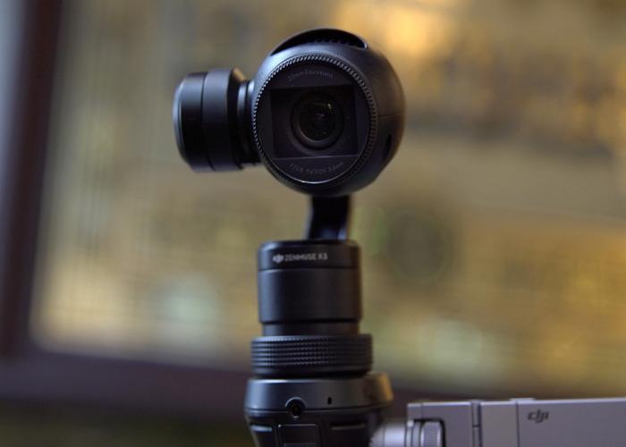 DJI Osmo with X3 Camera - 2