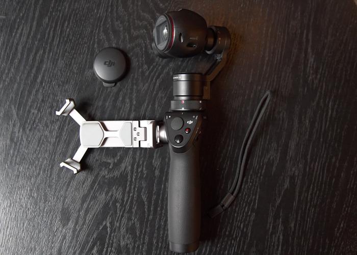 DJI Osmo with X3 Camera - 1