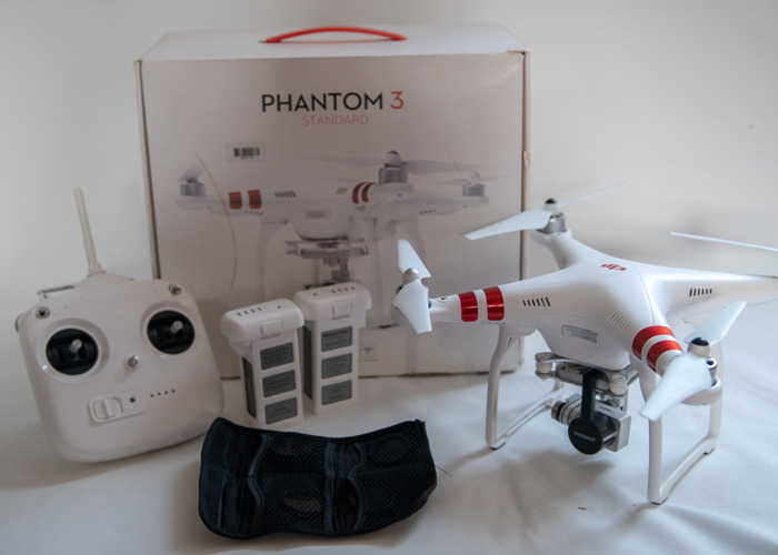dji Phantom 3 DRONE video and photography - 1