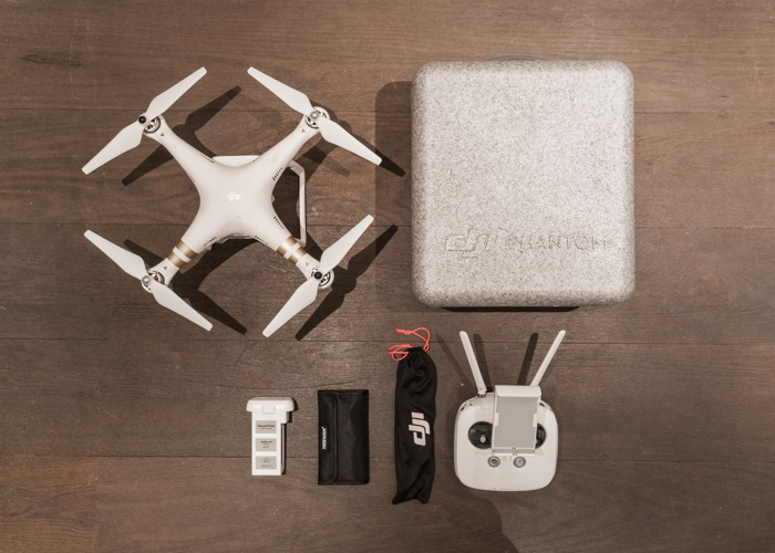 DJI Phantom 3 Professional Drone - 1