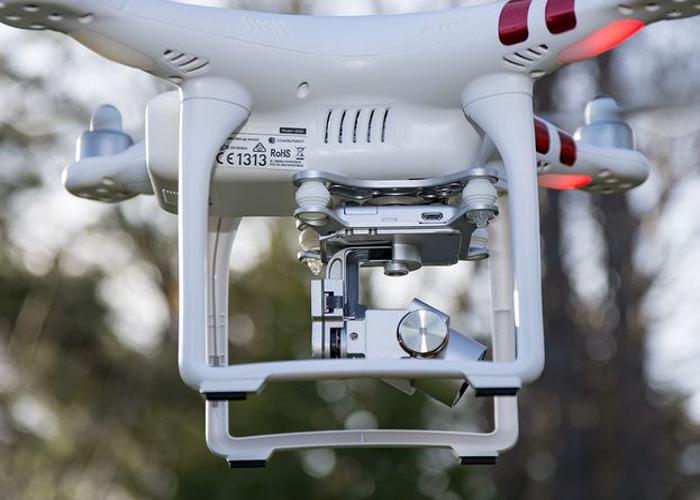 DJI Phantom 3 Standard Drone - 2