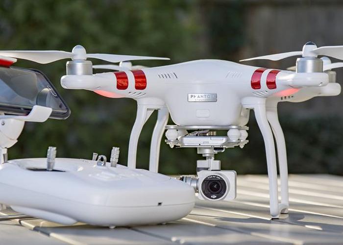 DJI Phantom 3 Standard Drone - 1