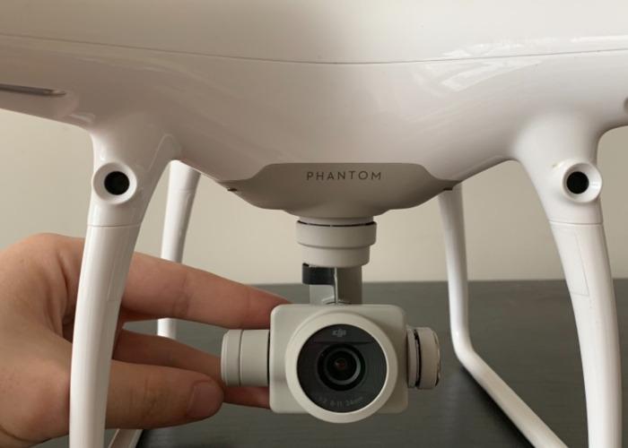 DJI Phantom 4 pro  - 2