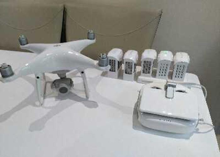 DJI Phantom 4 Pro Plus (Drone) (UAV)  - 1
