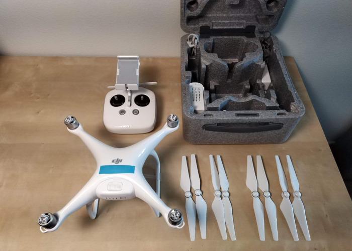 DJI Phantom 4 Standard (12mp, 4K drone) - 1