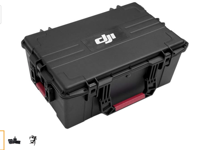 DJI Ronin 3 Axis Camera Stabalizer  - 1