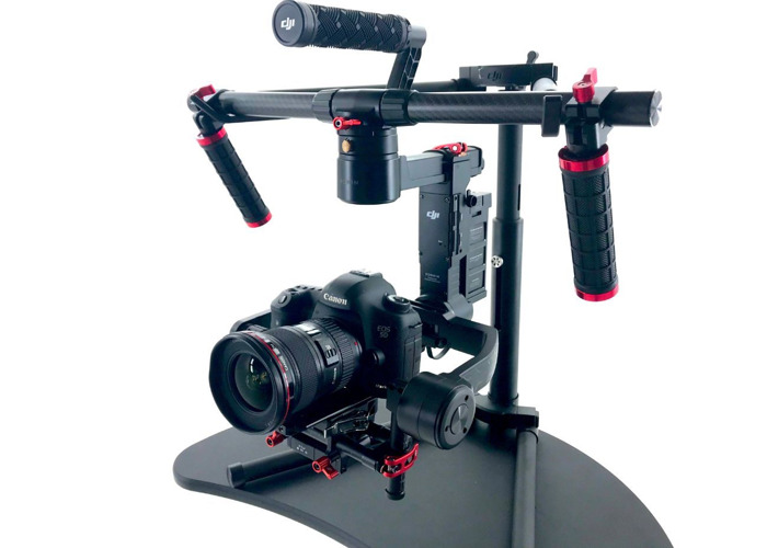 DJI Ronin M / 5D Mark iii / Canon EF 16-35mm f/2.8L II Kit - 1