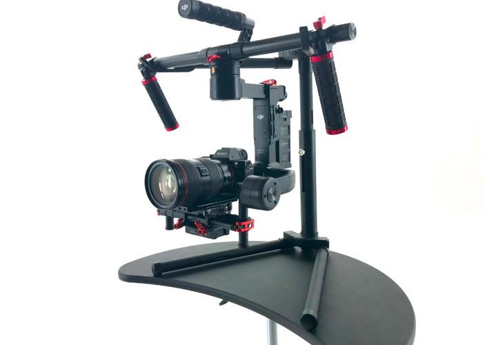 DJI Ronin M / Sony a7s ii / Canon EF 24-70mm f/2.8L II Kit - 1