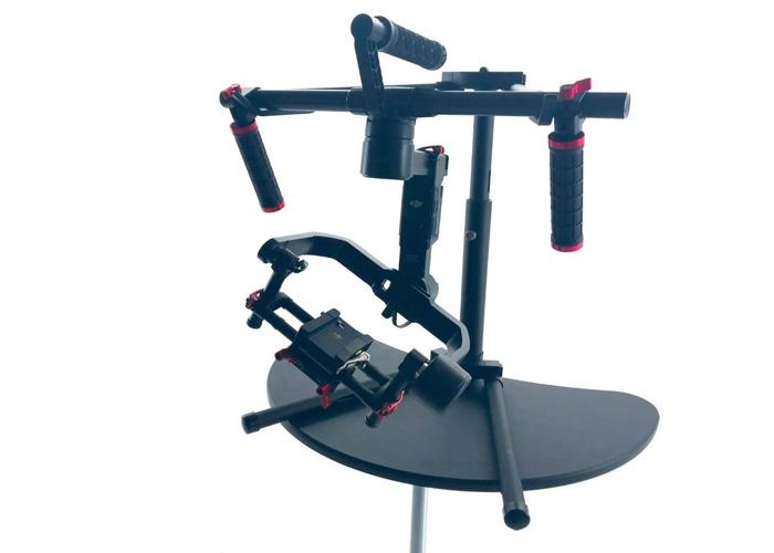DJI Ronin M 3-Axis Handheld Gimbal Stabilizer - 2