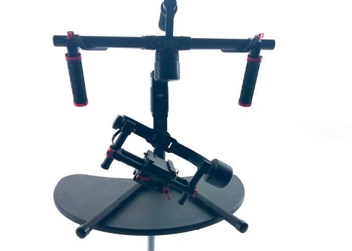 DJI Ronin M 3-Axis Handheld Gimbal Stabilizer - 1