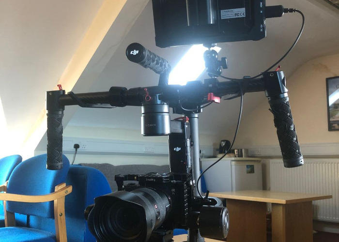 DJI Ronin M (With Monitor) - 1