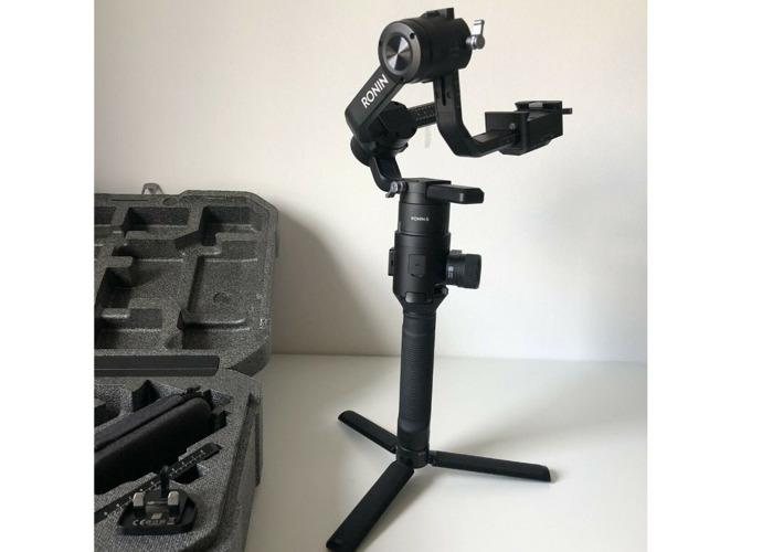 DJI Ronin S - 3-Axis Gimbal Stabilizer - Focus Control 3.6KG - 1