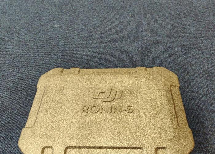 DJI Ronin S - Essentials Kit (no focus wheel) - 2