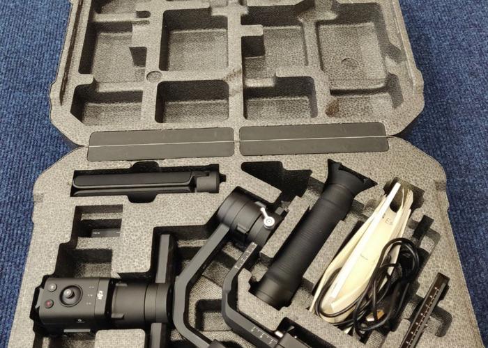 DJI Ronin S - Essentials Kit (no focus wheel) - 1