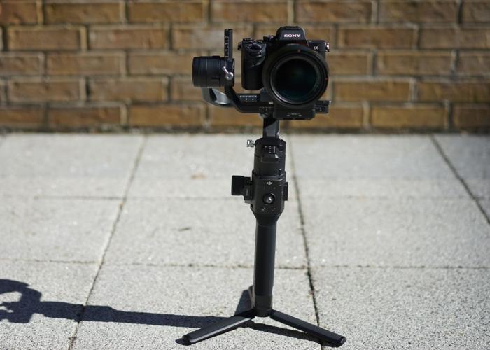 DJI Ronin S 3 axis gimbal DSLR camera Gimbal - 2