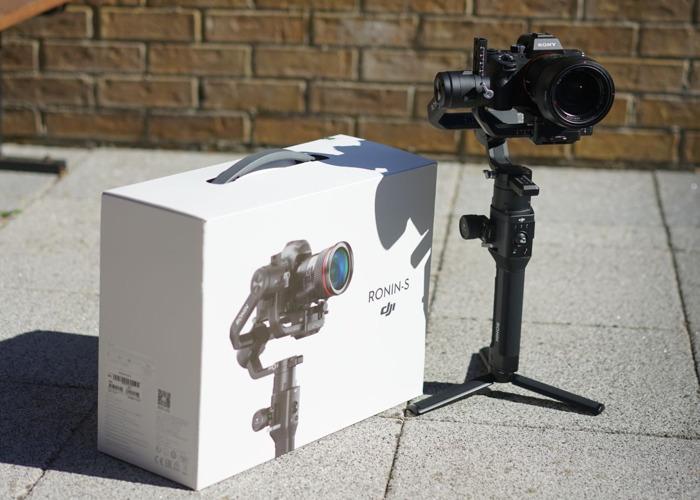 DJI Ronin S 3 axis gimbal DSLR camera Gimbal - 1