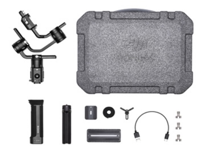 DJI Ronin S Essentials Kit - 1
