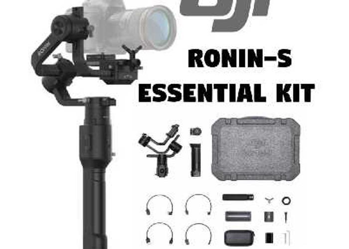 DJI Ronin S Gimbal + Case - 1