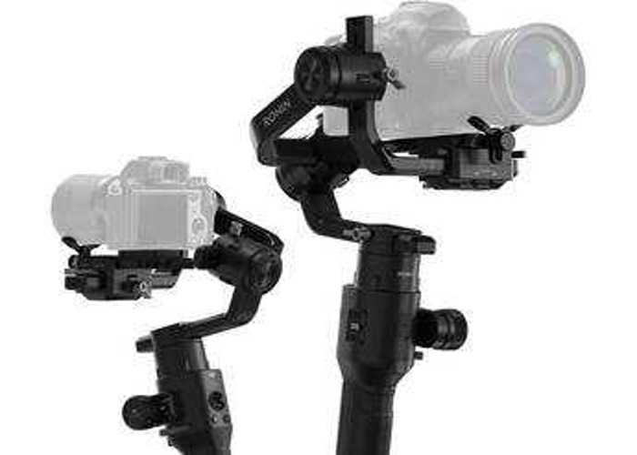 DJI Ronin S Gimbal Handheld for DSLR - 2