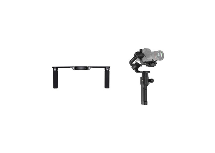 DJI Ronin S With DJI Dual Switch Grip Handles - 1